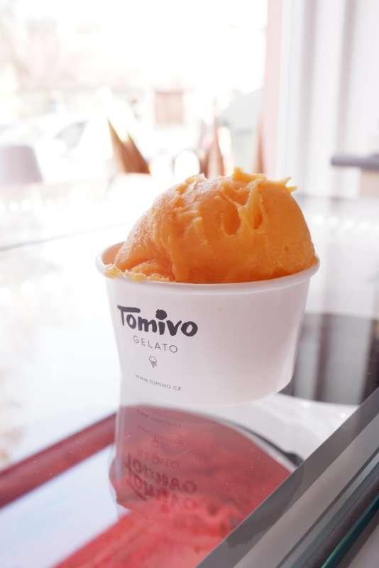 Tomivo gelato