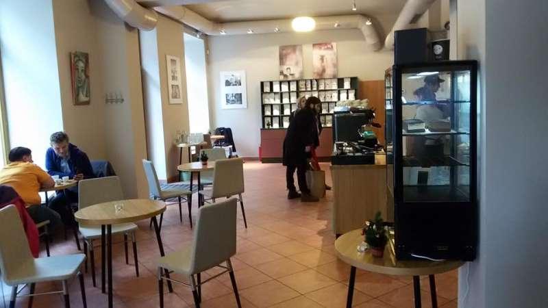 Double B coffee & tea Praha